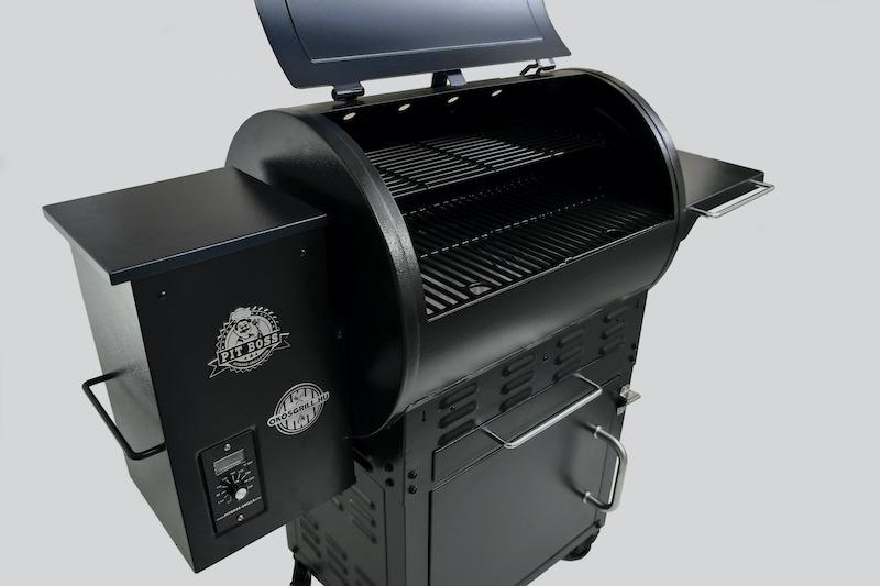 pit boss 700sc pellet grillsütő okosgrill