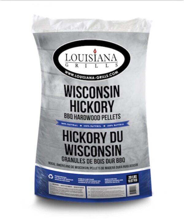 hickory pellet