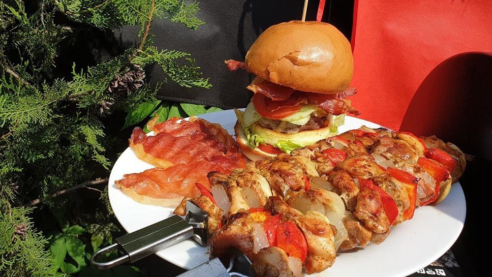 Szoky konyhája, hamburger, spíz