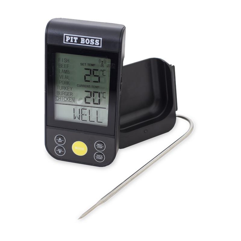 Pit Boss vezeték nélküli digitális grill hőmérő okosgrill