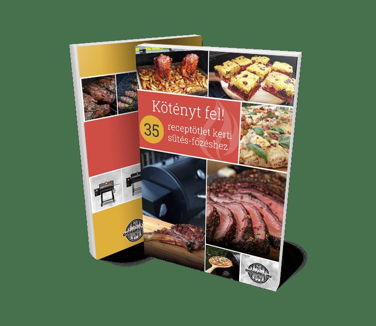 bbq grill receptkönyv