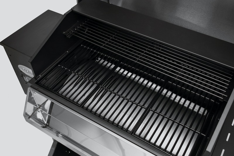 louisiana 800 elite pellet grillsütő okosgrill