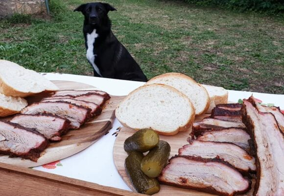 Szoky konyhája: BBQ oldalas