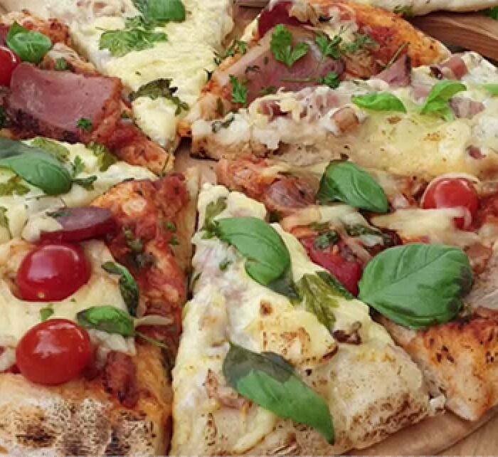Szoky konyhája grill pizza recept okosgrill