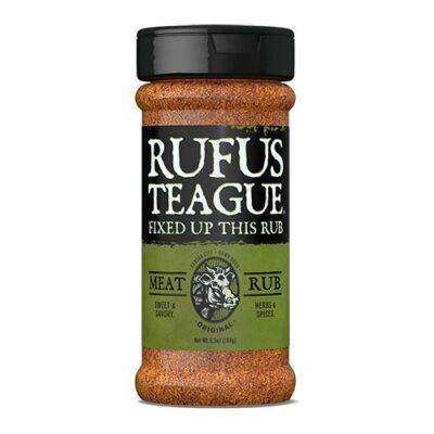 rufus teagu meat rub fűszerkeverék 184g okosgrill