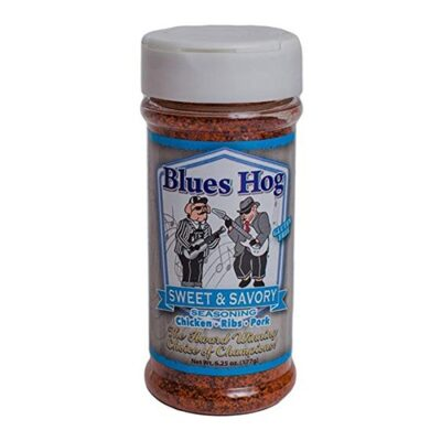blues hog bbq sweet savory seasoning fűszerkeverék 177g okosgrill