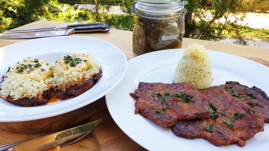 Pármai grill sertéstarja grill recept by Szoky konyhája