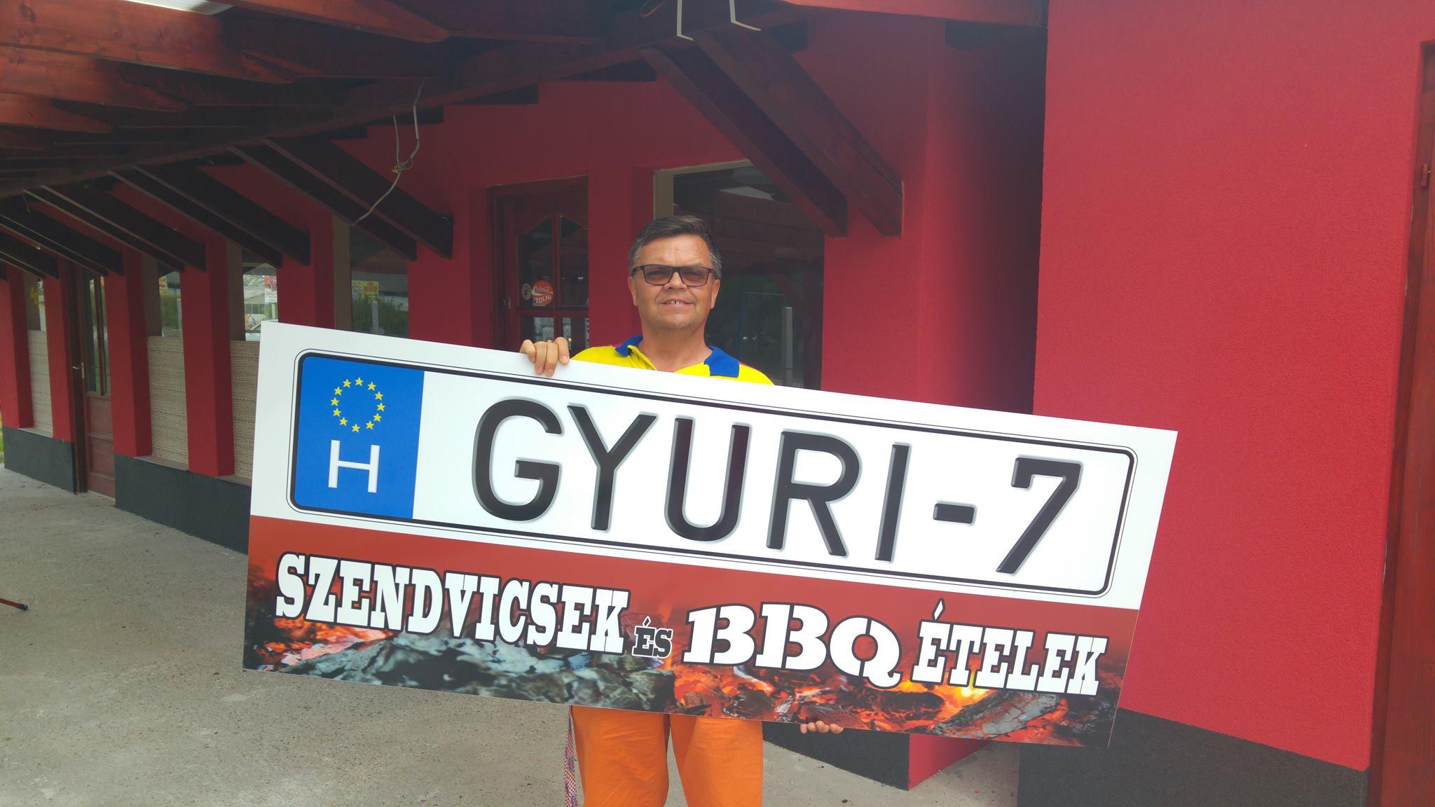 gyuri-7 bbq étterem szigethalom okosgrill