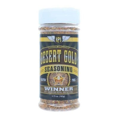 Big Poppa Smokers desert gold Rub fűszer okosgrill