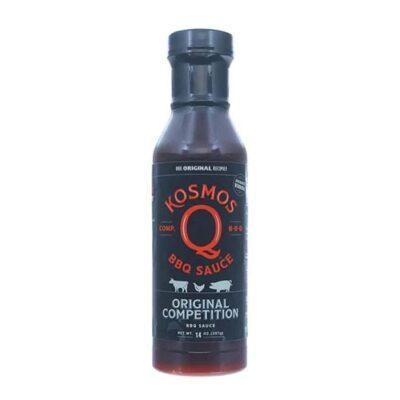 Kosmos Q Competition BBQ szósz okosgrill