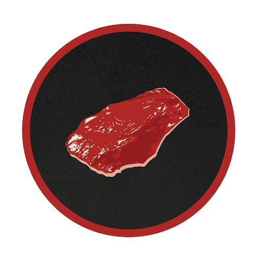 Flank steak marhahús steak elnevezés okosgrill