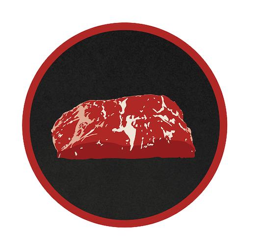 Flat Iron marhahús steak elnevezés okosgrill