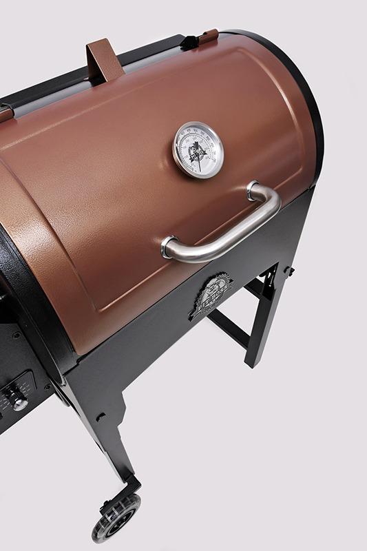 pit boss 340tg pellet grillsütő okosgrill