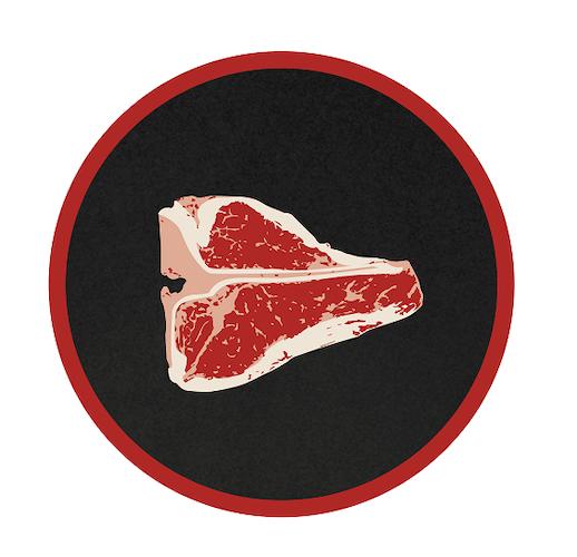 T-bone marhahús steak elnevezés okosgrill