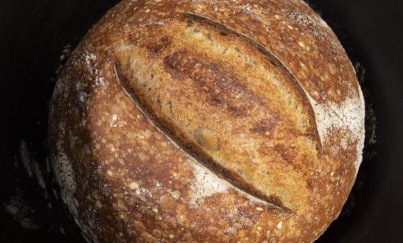 Kovászos kenyér készítés otthon