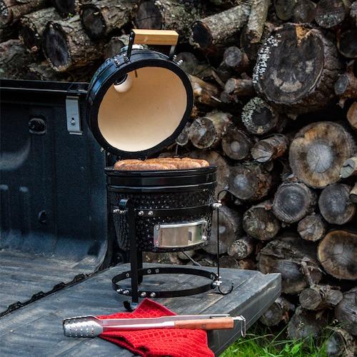 Louisiana900 kamado grillsütő okosgrill