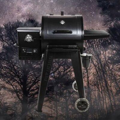 pit boss navigator 550 pellet grillsütő okosgrill