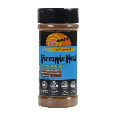 Dizzy Pig BBQ Pineapple Head Rub fűszerkeverék okosgrill