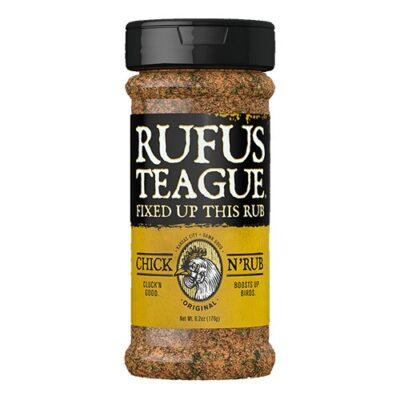Rufus Teague ChickN' Rub okosgrill