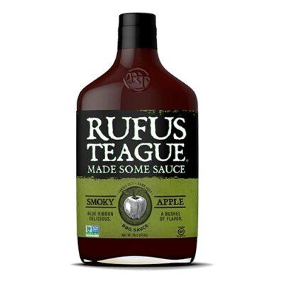 Rufus Teague 'Smoky Apple' BBQ Sauce okosgrill