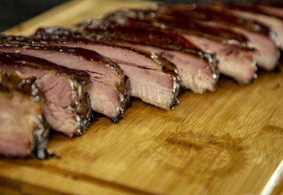 Sertésoldalas barbecuezás kezdőknek
