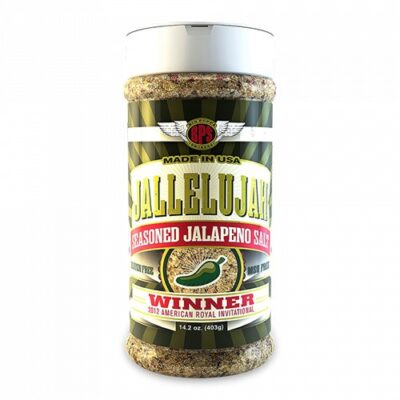 Big Poppa Smokers Jallelujah Jalapeno Rub okosgrill