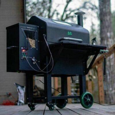 Green Mountain Grills Danniel Boone grillsütő okosgrill