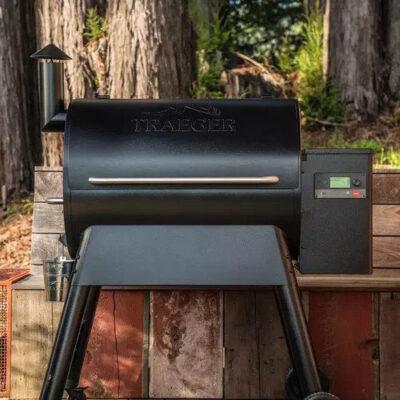 traeger pro 780 pellet grill termékkép okosgrill
