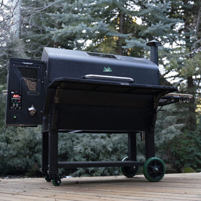 green mountain grills Jim bowie pellet grill okosgrill