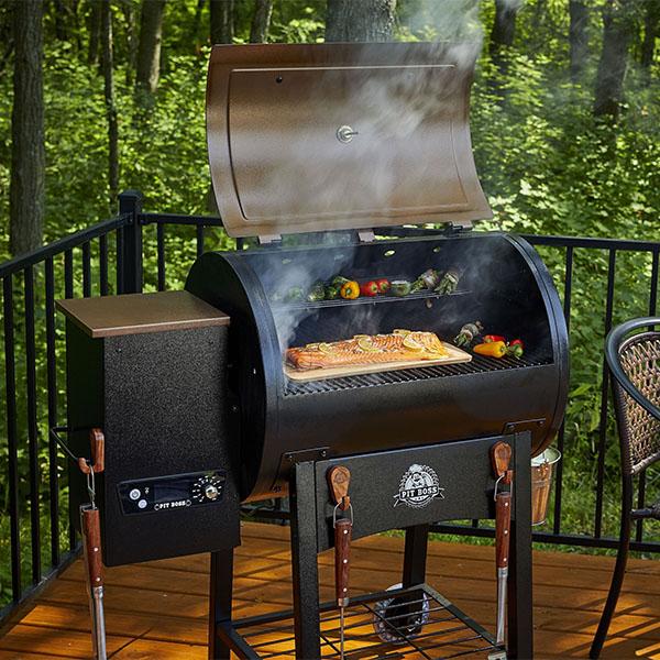 pit boss pellet grillsütő 700 classic okosgrill