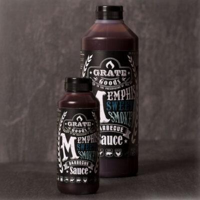 Memphis Sweet Smoke szósz 775ml okosgrill