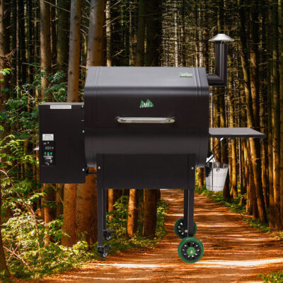 green mountain grills daniel boone basic pellet grill okosgrill