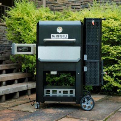 masterbuilt GS 800 faszenes grillsütő okosgrill